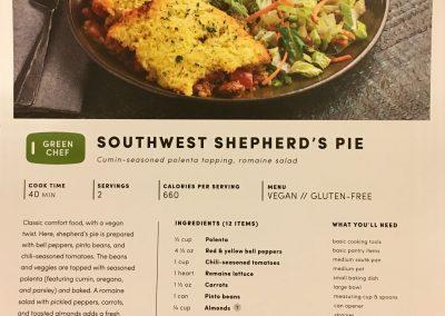 Southwest Shepherd's Pie