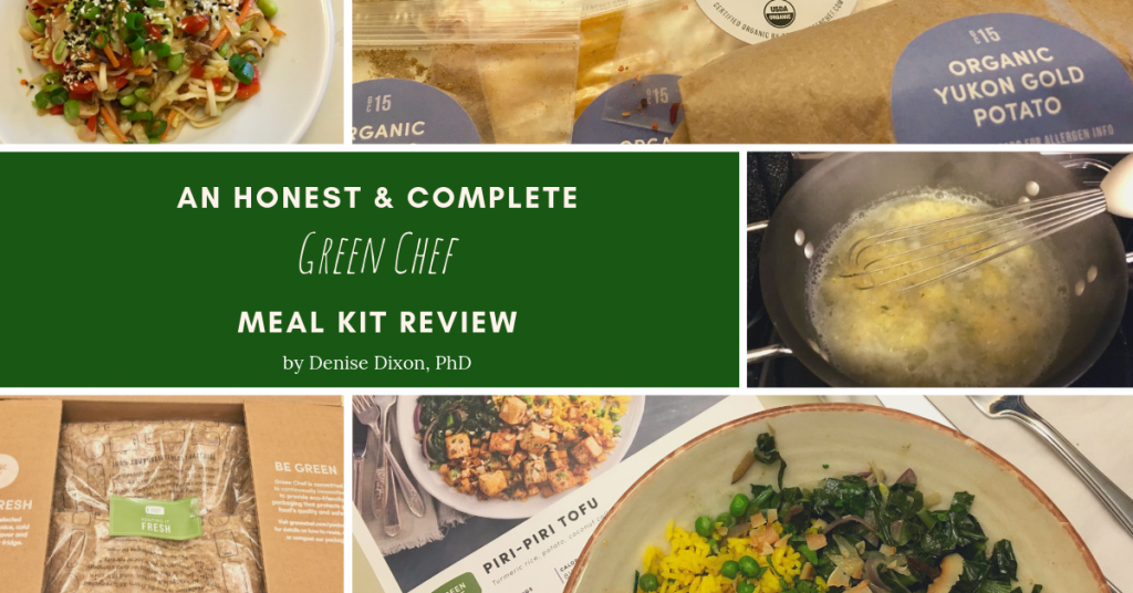 denisedixonphd scientificdreamlife green chef review