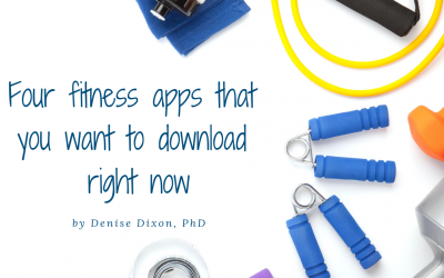 Four fitness apps that you want to download right now