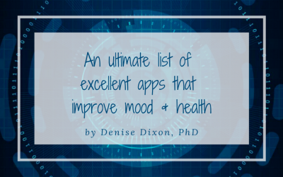 Introducing: An ultimate list of excellent apps that improve mood and health