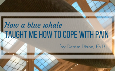 How a blue whale taught me how to cope with pain