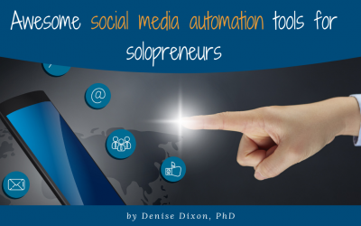 Awesome Social Media Automation Tools for Solopreneurs