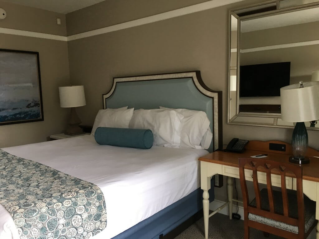 DVC BCV: So much to love about our one bedroom villa at Disney's Beach Club Resort master bedroom