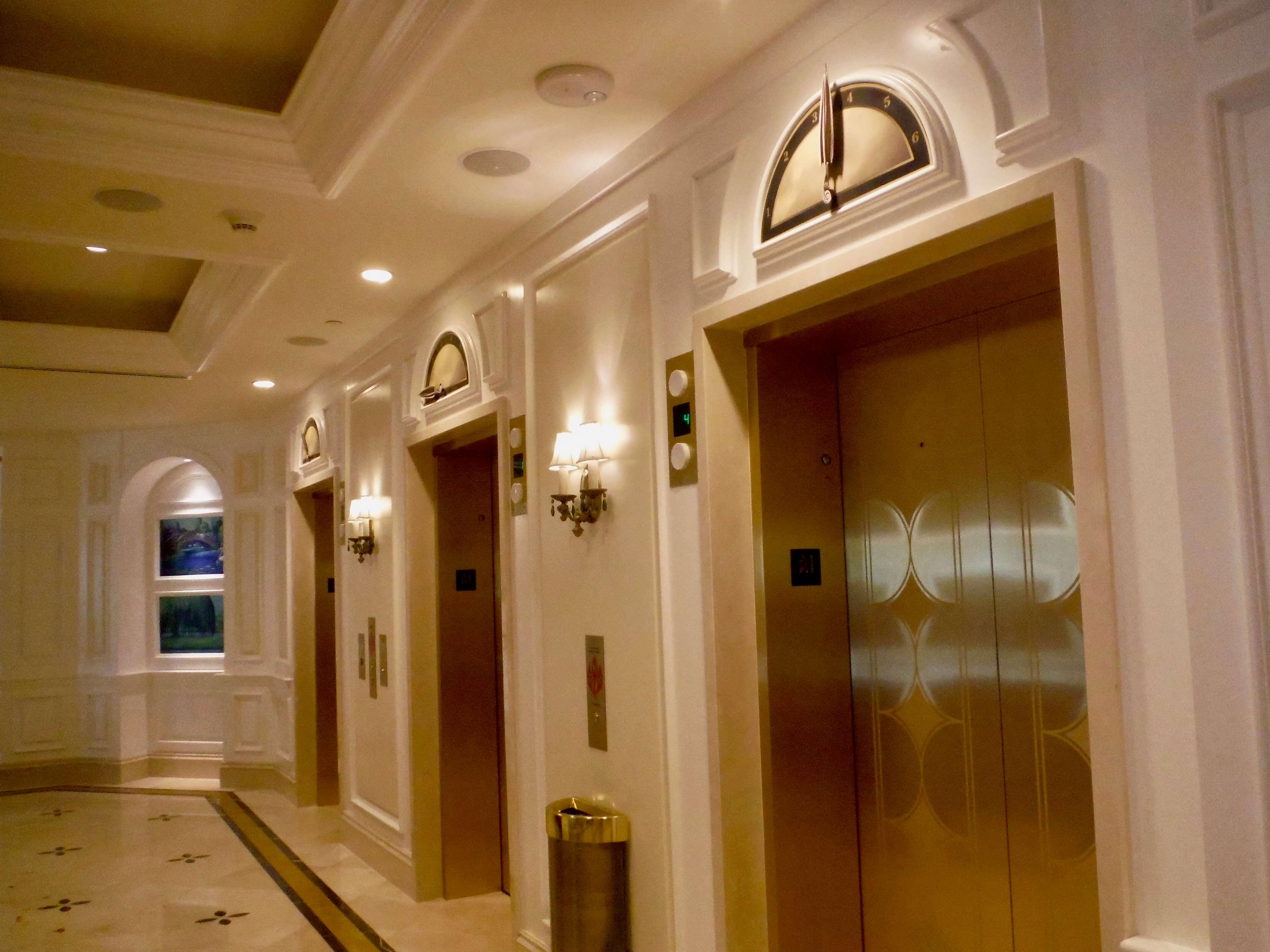 DVC GFV elevators