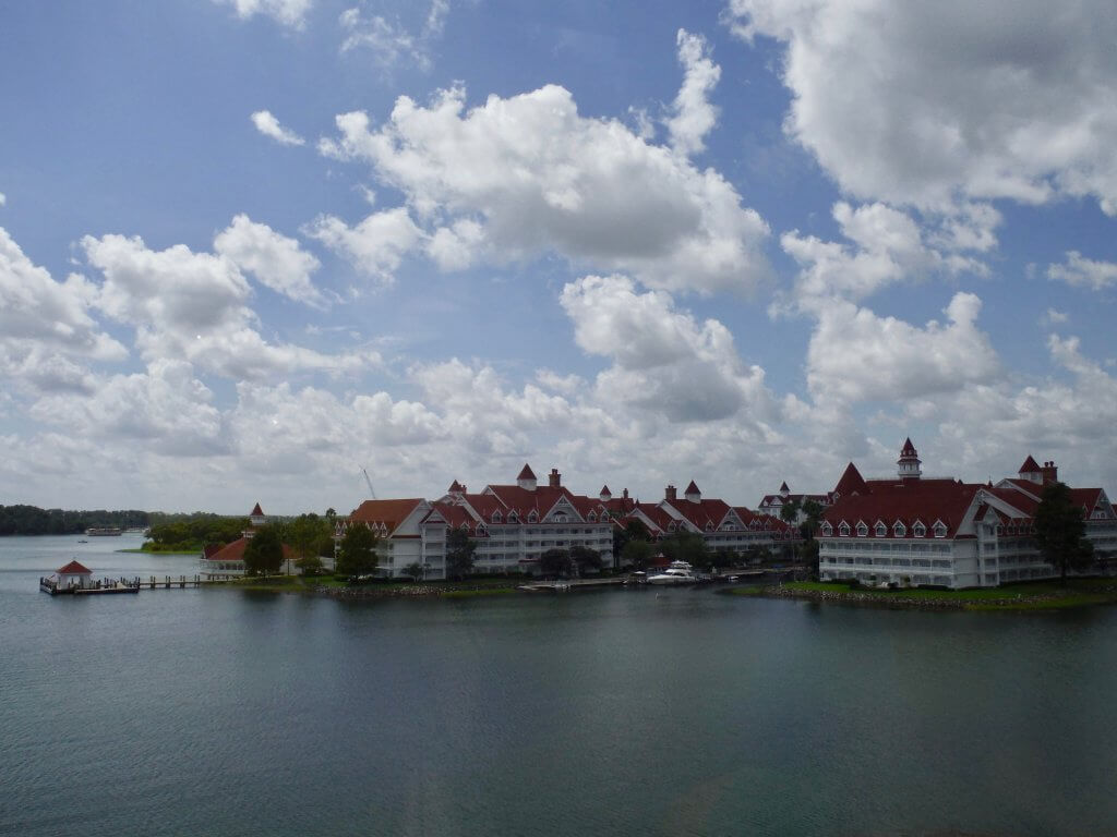 DVC GFV exterior from monorail