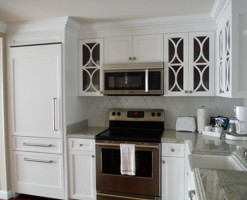 one bedroom villa kitchen