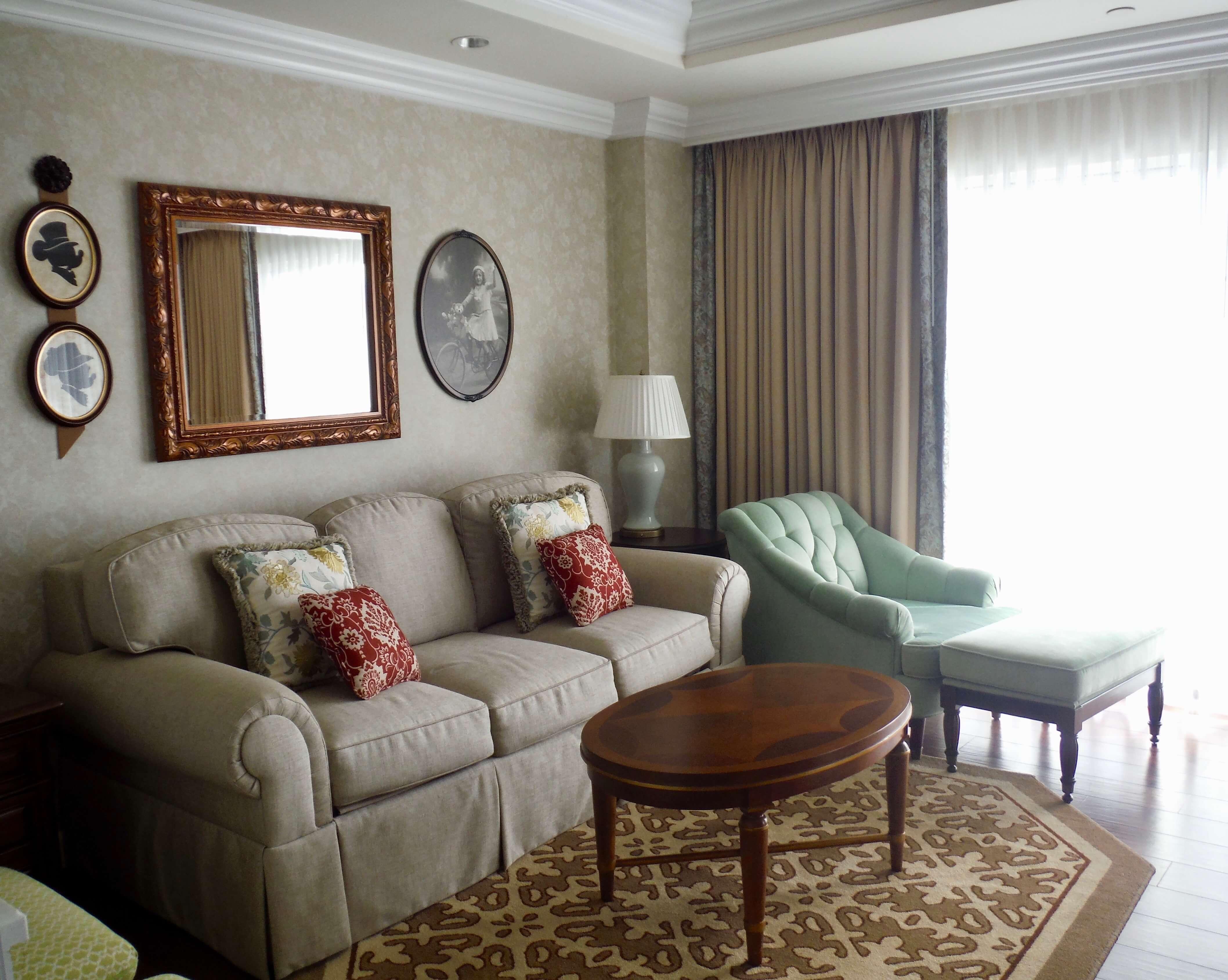 DVC GFV living room
