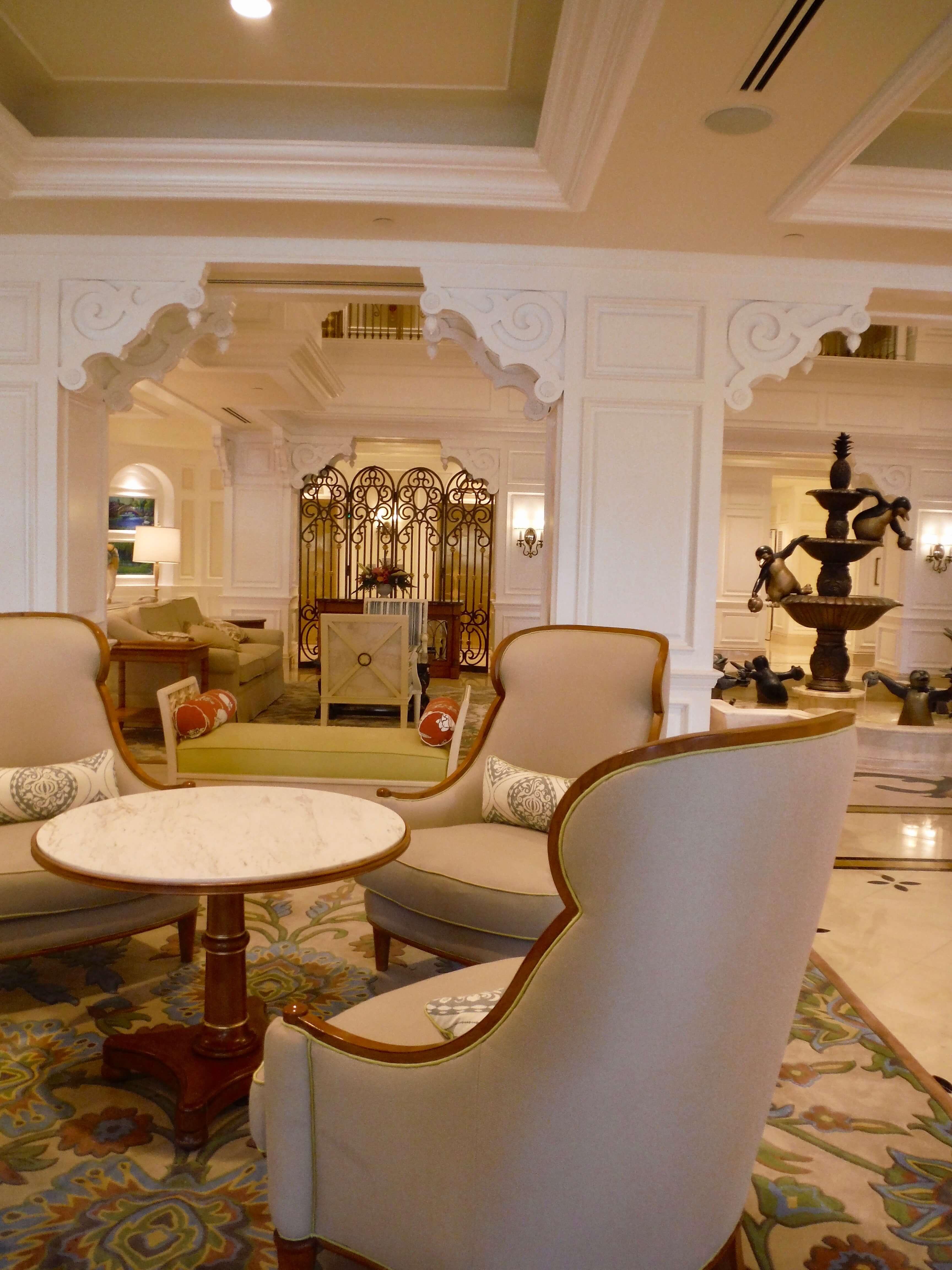 DVC GFV lobby seating