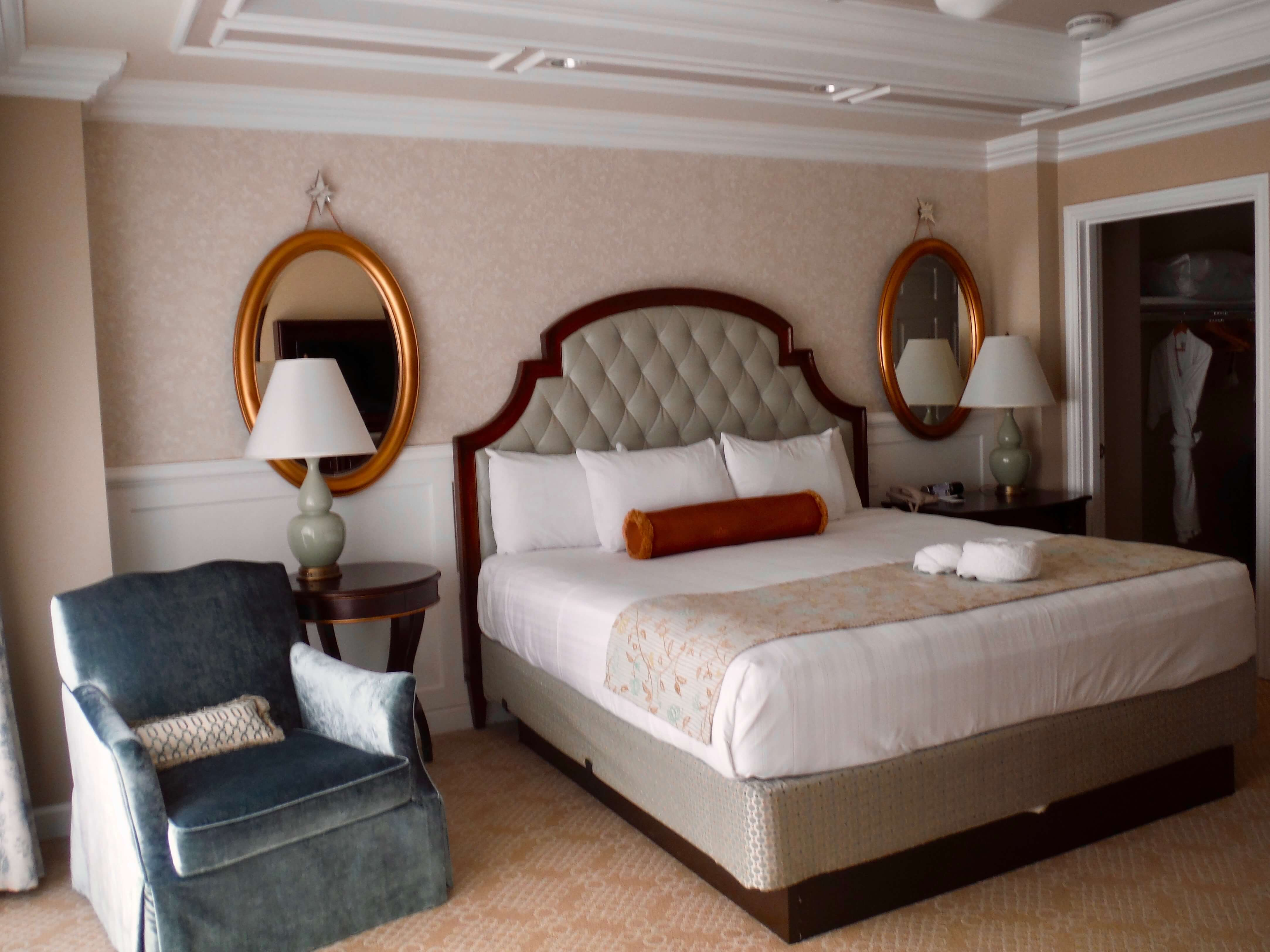 DVC GFV master bedroom and closet