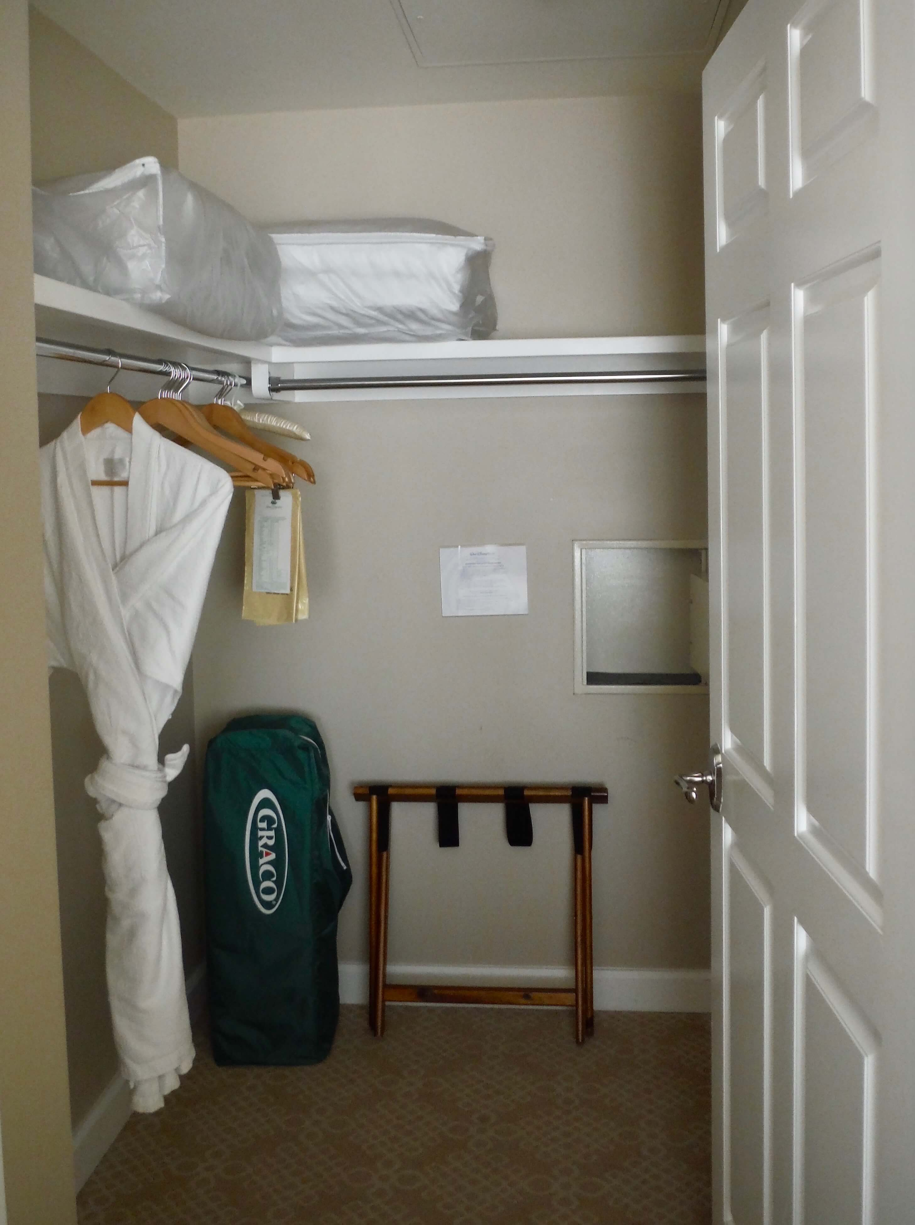 DVC GFV master walk in closet
