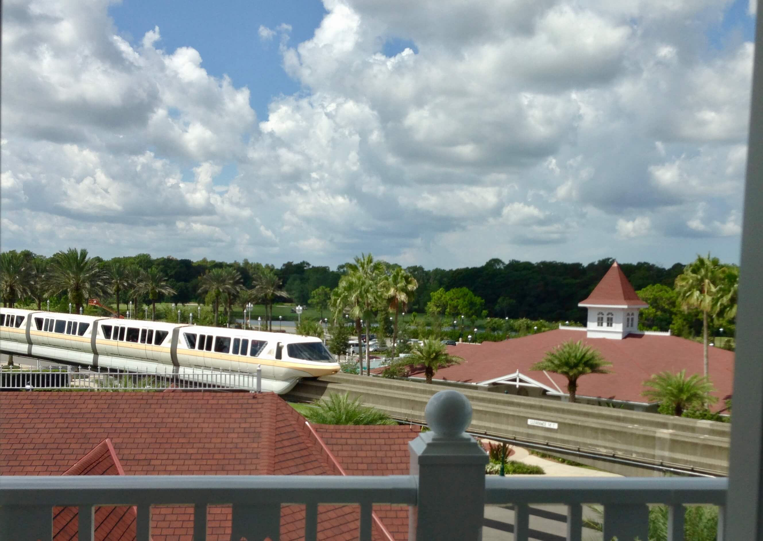 DVC GFV monorail from balcony