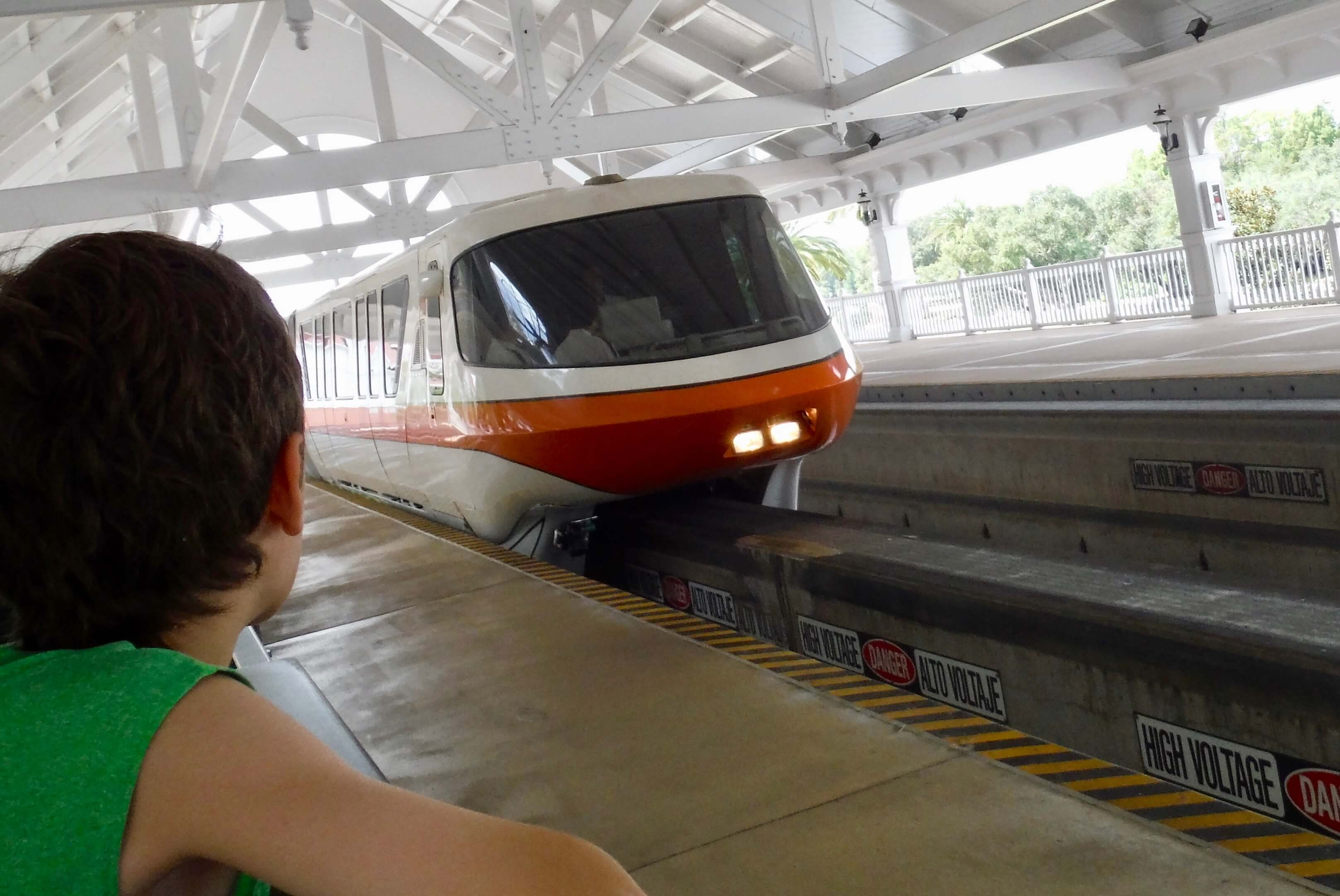 DVC GFV monorail