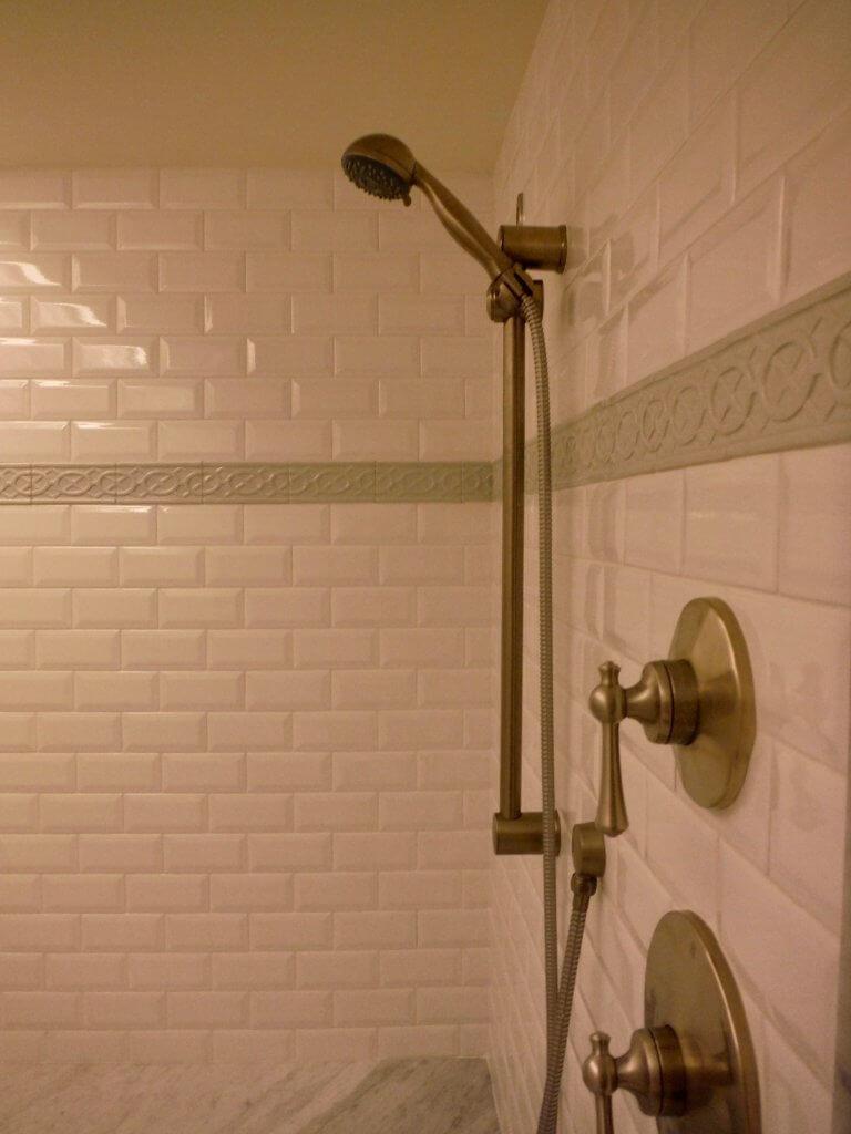 DVC GFV shower