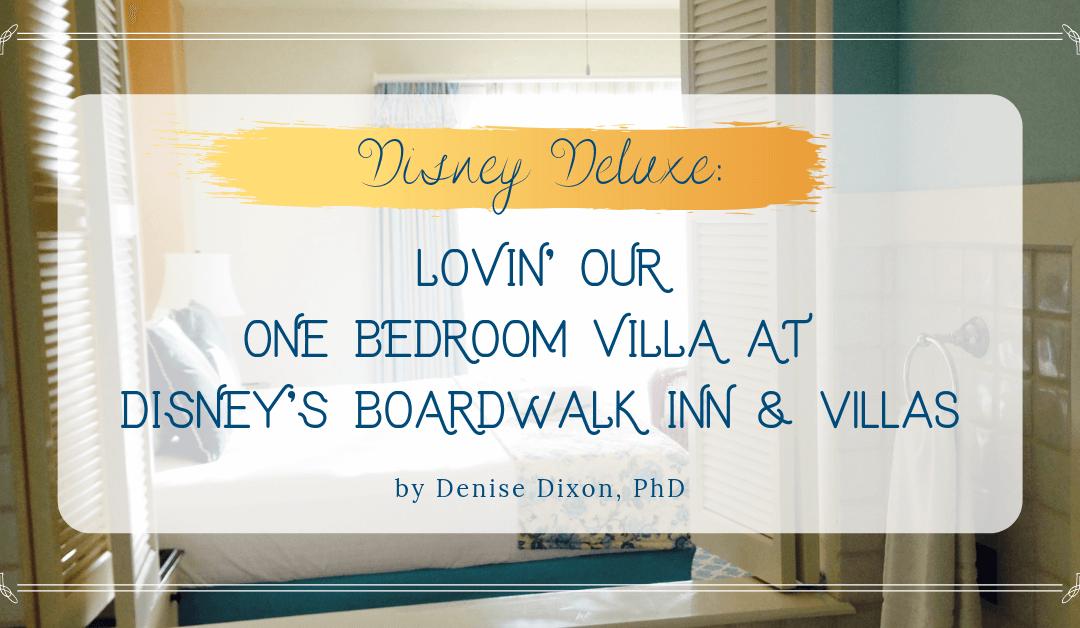 Boardwalk One bedroom villa review featured image