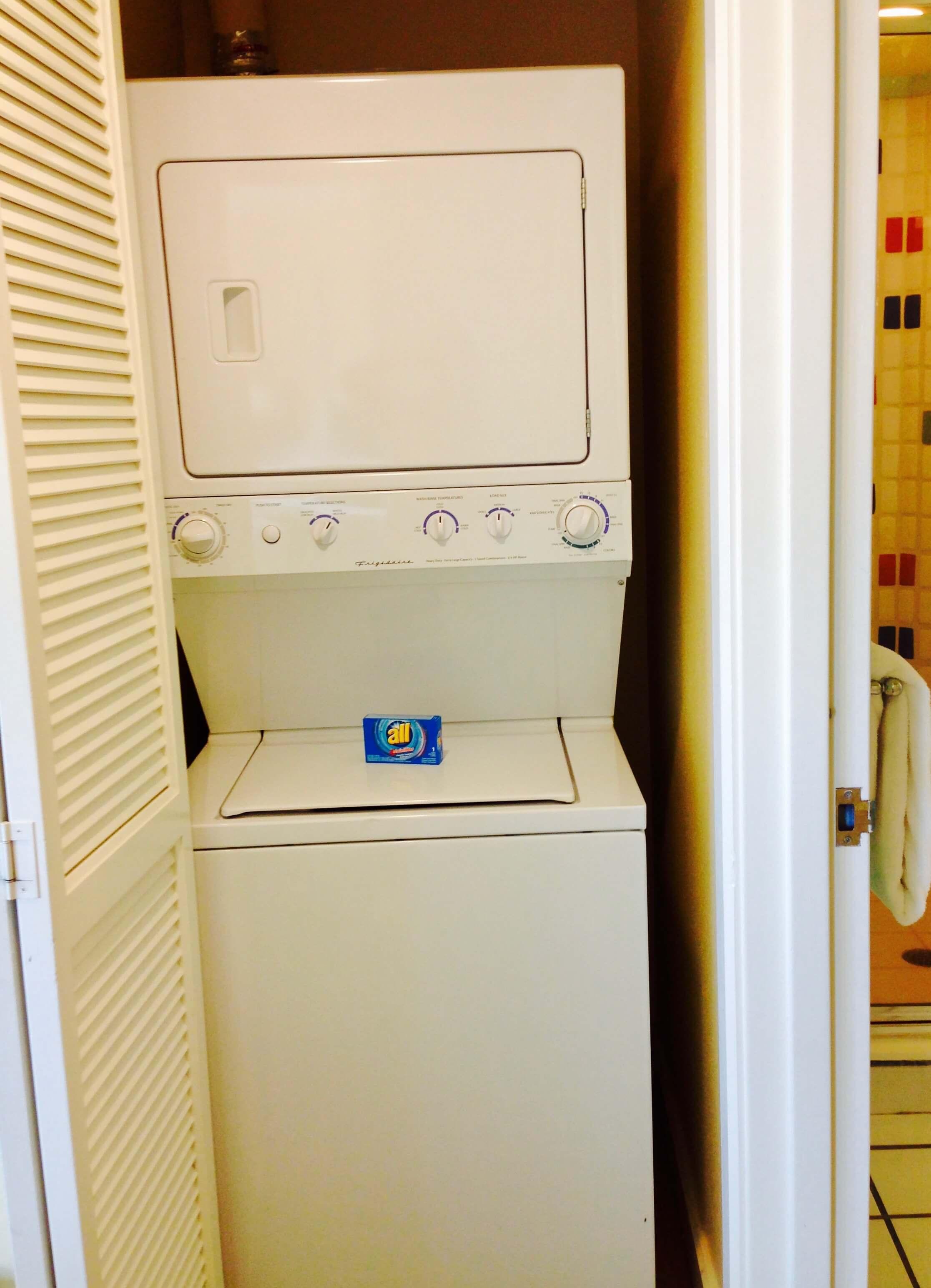 dvc bwv one bedroom villa laundry