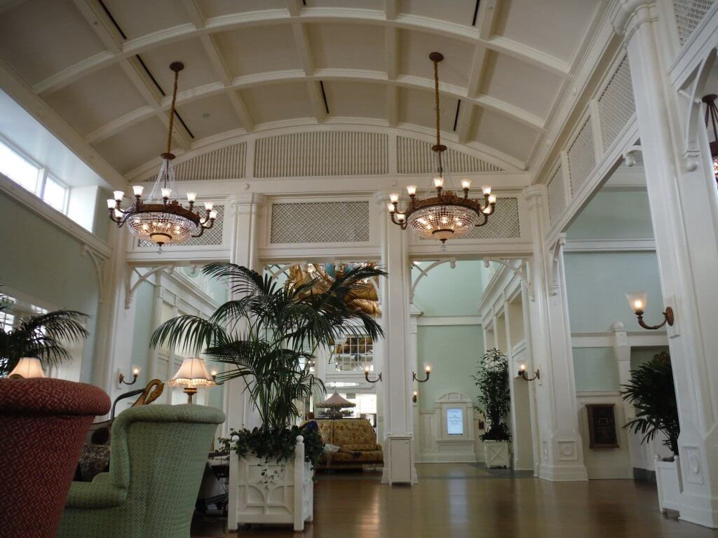 Boardwalk Inn lobby