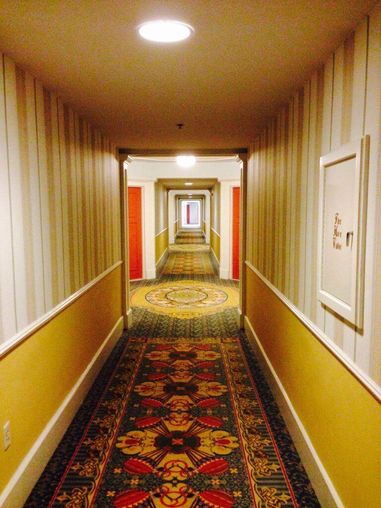 dvc bwv long hallway