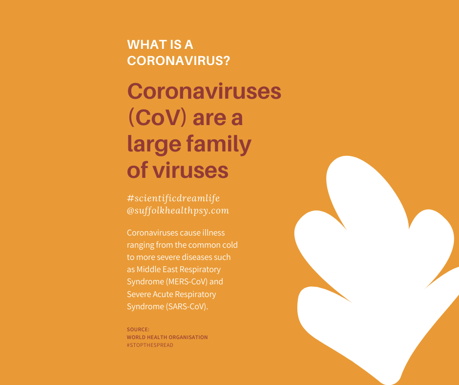 stay protected and protect others: what is a coronavirus
