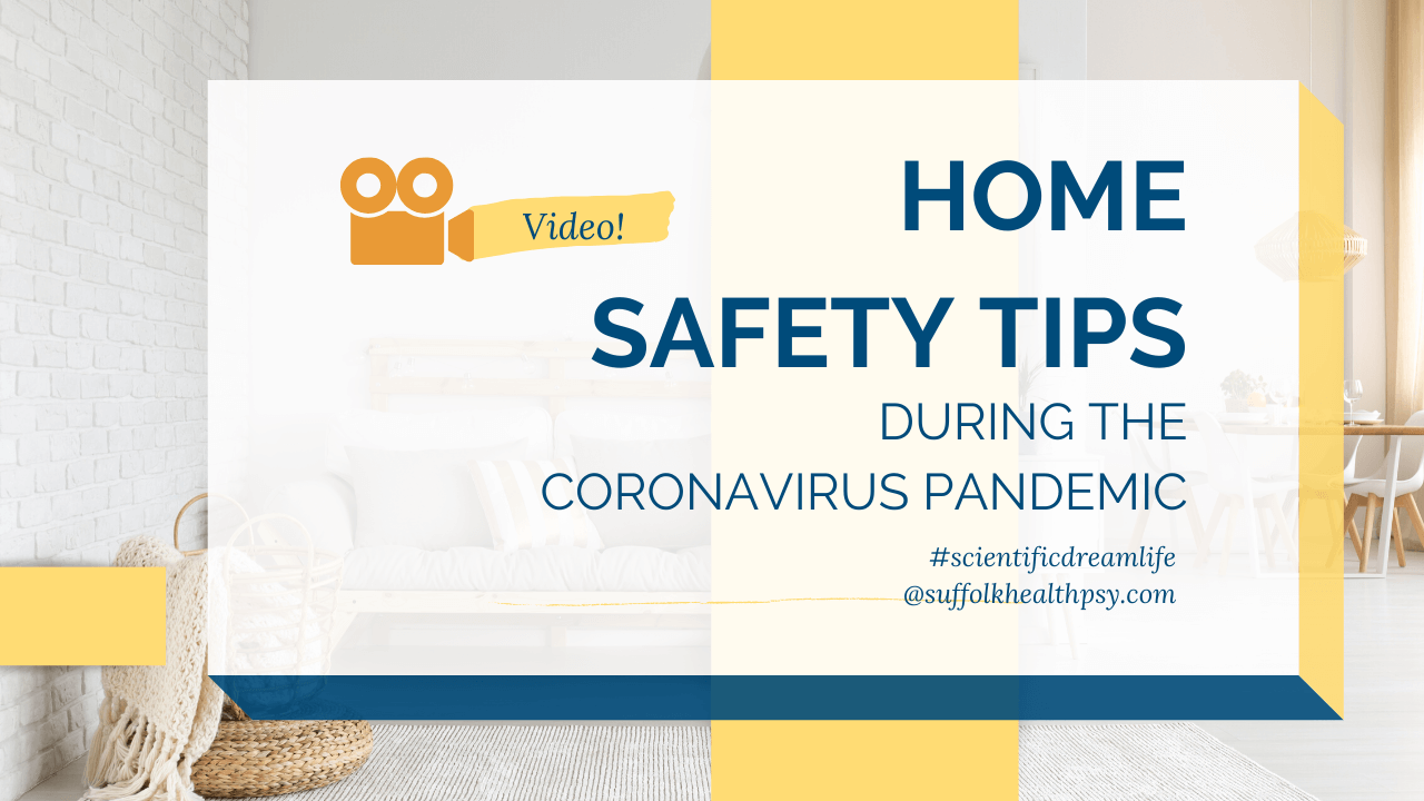 Video: COVID-19 Home safety tips during the COVID-19 pandemic